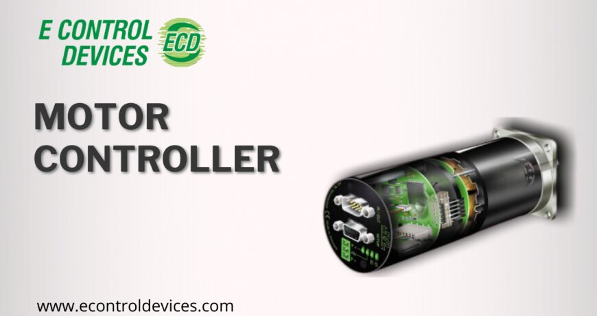 Choosing the right motor controller