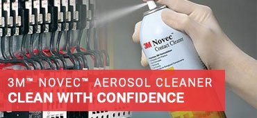 3M Novec Aerosol Cleaner