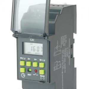 67DDT0 - Crono Series, GIC Digital Time Switches