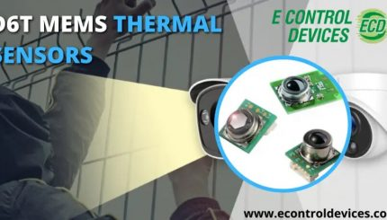 A Complete Guide of Omron Electronics D6T MEMS Thermal Sensors
