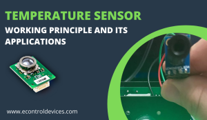 Temperature Sensors Working Principle and Applications