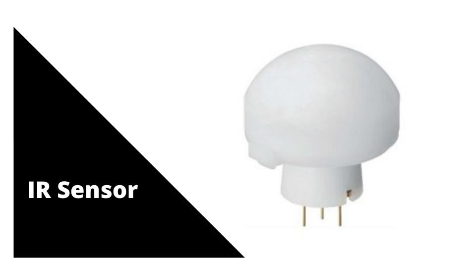 Passive IR sensor