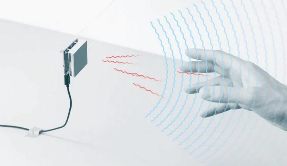 Radar based sensor