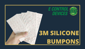 Ordinary Bumpons VS 3M Silicone Bumpons